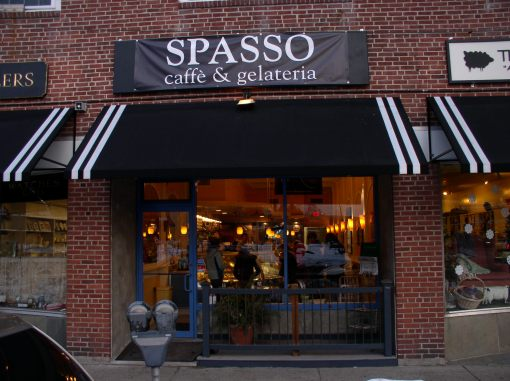 Spasso Caffe and Gelateria Needham Mass Gelato Ice Cream Sorbet Sorbetto