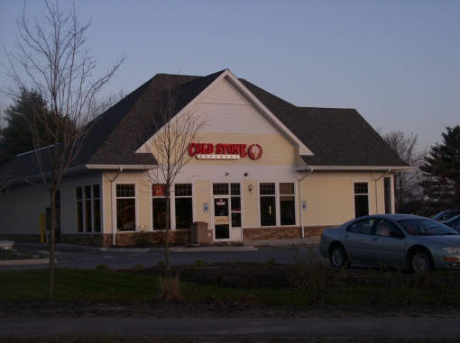 coldstone creamery tim horton's scarborough maine ice cream