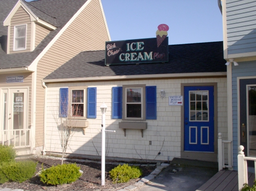 dick chase ice cream plaza york me